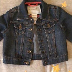 Other - TOUGHSKINS toddler denim jacket SIZE 3T