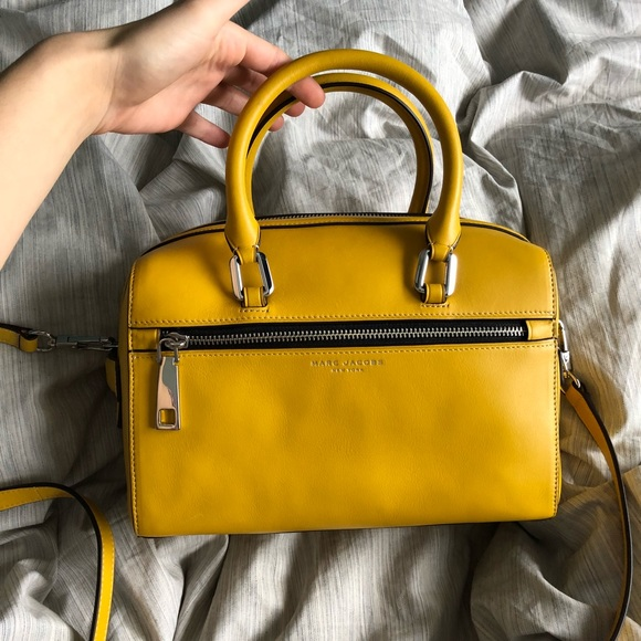 76ef229bda0c Marc Jacobs West End Small Bauletto Tote