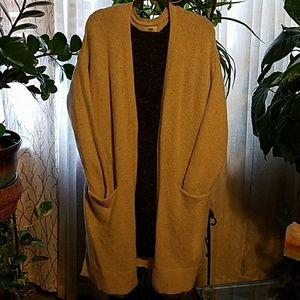 Nwot, old navy open front cardigan size XL