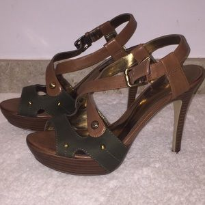 Guess Belloma Heels 6.5
