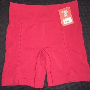 SPANX smooth shaping shorts size S/P