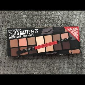 New smash box matte eyeshadow