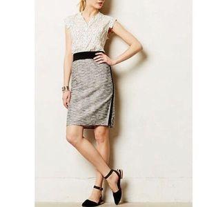 Leifsdottir Pencil Skirt with zipper details