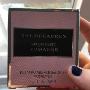 Ralph Lauren Midnight Romance 1.7 oz perfume