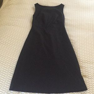 Banana Republic black dress 👗
