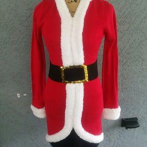 Mrs Santa suit