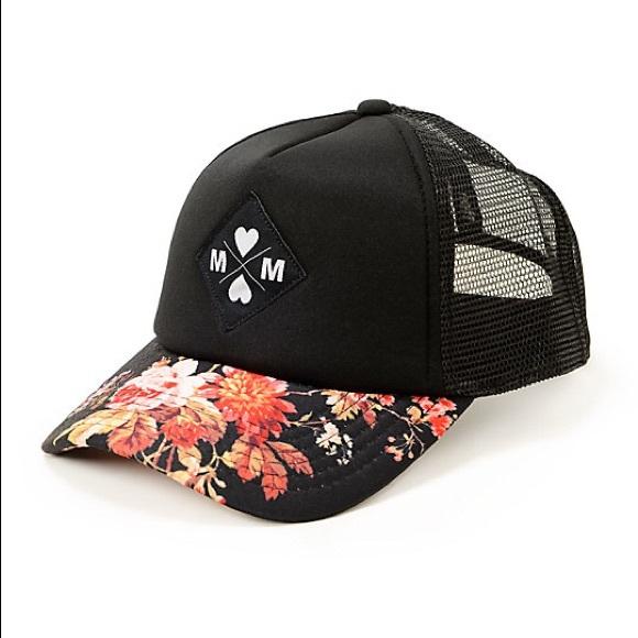 96a0c5d6d13 Neff X Disney Minnie Trucker Hat