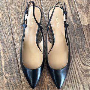 🆕 Calvin Klein 8M heels shoes