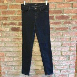 J Brand 620 Skinny Jeans in Metropolitan