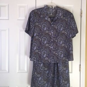 Other - Joan Leslie woman skirt set