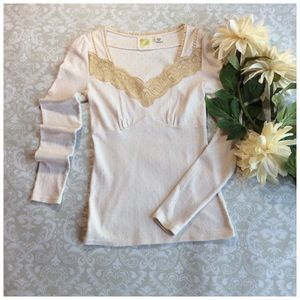 ANTHROPOLOGIE C. KEEN TOP