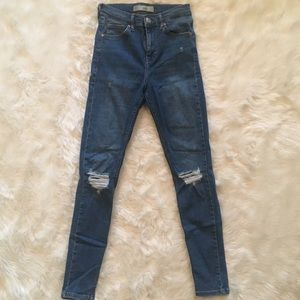 Top shop moto jamie jeans
