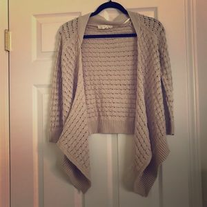 Cozy Cream Knit Urban Outfitters Sweater