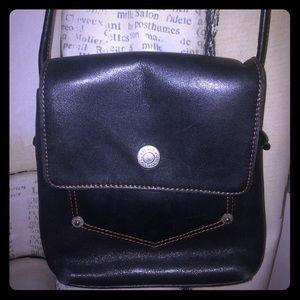 Vintage Liz Claiborne Leather Co. Crossbody