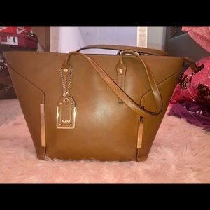 ALDO Chestnut brown handbag