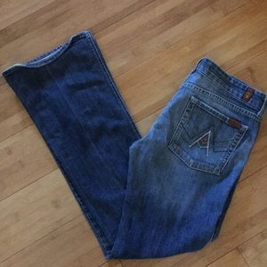 Authentic 7 FAM Jeans