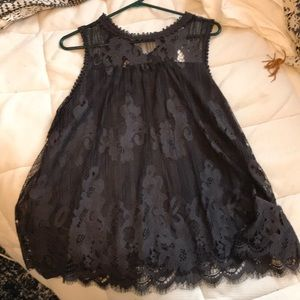 ModCloth Lace Top NWT