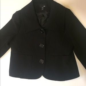 H&M Fitted Black Jacket