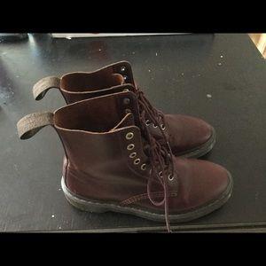Dr. Marten's Brown Pascal Boot
