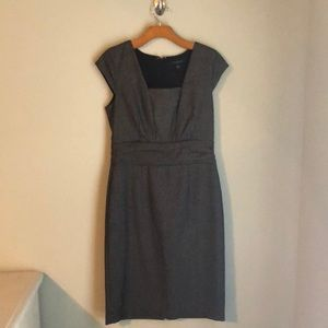Banana Republic Herringbone Dress