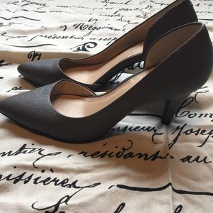 Cute low height pumps