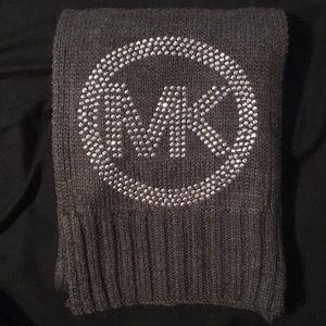 Gray Michael Kors scarf