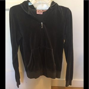 Juicy Couture Velour tracksuit Jacket sweatshirt