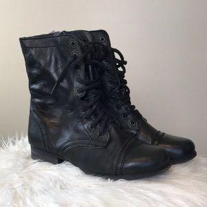 Steve Madden Troopa combat boot