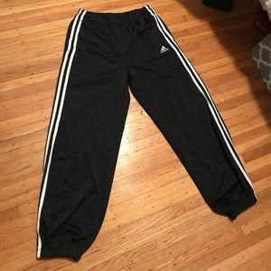 Adidas jogger sweatpants