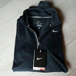 Nike Dri-Fit Half Zip Shirt