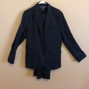 Kenneth Cole Reaction 2 Piece Suit Pin Stripe