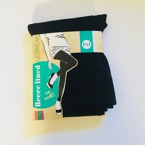 Accessories - Super Soft Fleece Lined Leggings