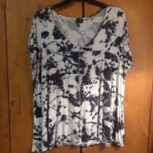 Cynthia Rowley stretch blouse