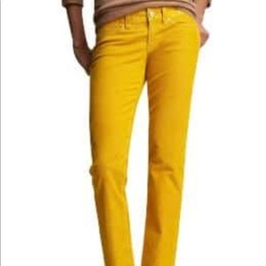 GAP Real Straight Fit Cords