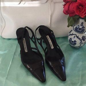 Manolo Blahnik heels Flash Sale