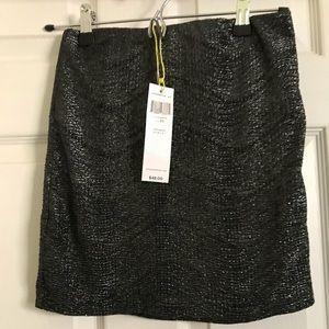 BCBGeneration Skirts - ❣️HP❣️ Brand New BCBGeneration Metallic Skirt