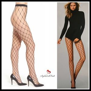 ⭐️⭐️ WOLFORD FISHNET TIGHTS