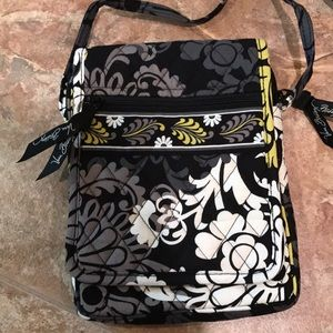 Vera Bradley cross body bag.