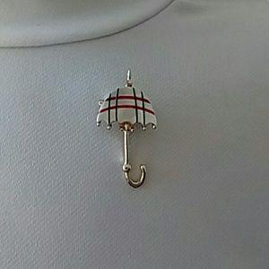 Vintage Umbrella Pin