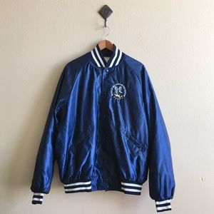 '80s / Air Force Academy Bomber Jacket