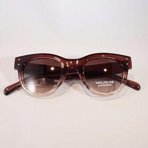Banana Republic Brown UVA UVB Sunglasses