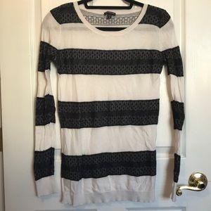 Express Stripe Sweater