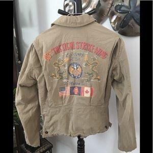 Polo Ralph Lauren Military Style Jacket NWOT