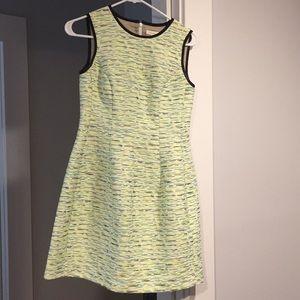Green shoshanna dress