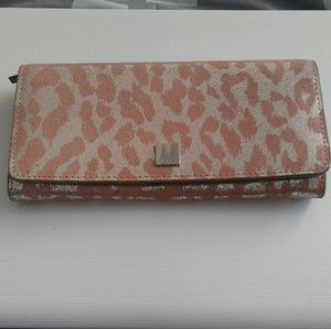 Pink and me Silver Lodis Wallet