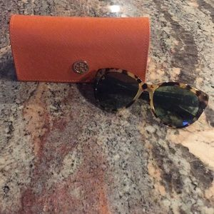 Tory Burch sunglasses in new condition