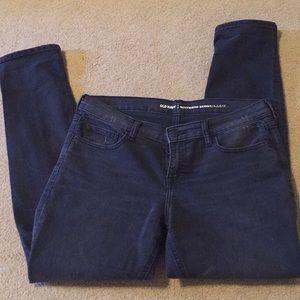 Old Navy Skinny Jeans Black Size 10