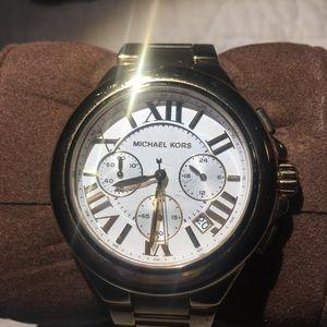 Michael Kors Gold Watch new