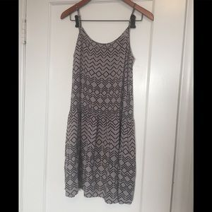 Uniqlo Dropwaist Summer Dress