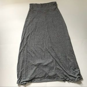 Charlotte Russe Size Small Maxi Skirt